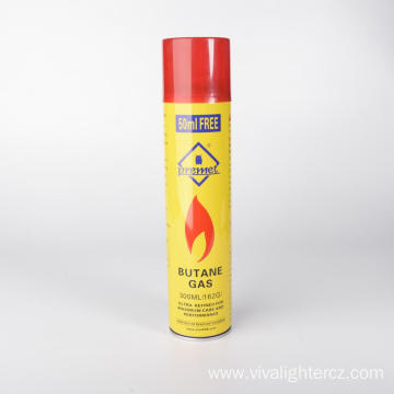 300ml butane gas refill