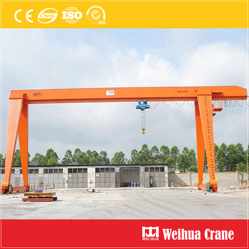 Single Girder Gantry Crane 5