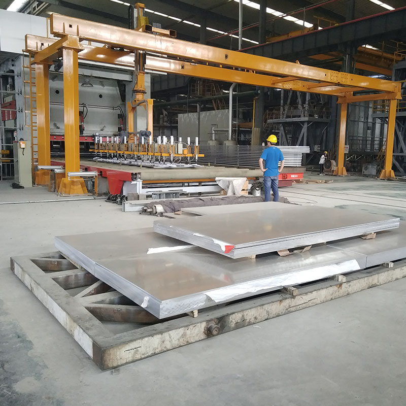 Cost Price 1070 Aluminum Sheet