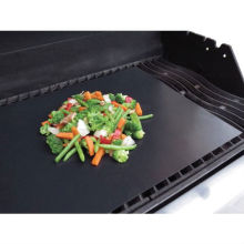 Factory source for Non Stick BBQ Grill Mats Non-stick Heavy Duty Grill & BBQ Mat ,Fit For All Hotplate / Grill/ Weber BBQ , Allow You Cooking Without Oil Or Fat supply to El Salvador Exporter