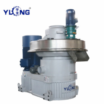 Yulong 132KW Timber Pellet Press Machine
