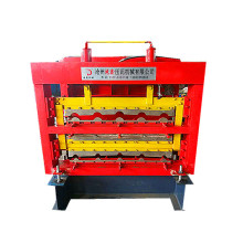 dx three layer tile roll forming machine