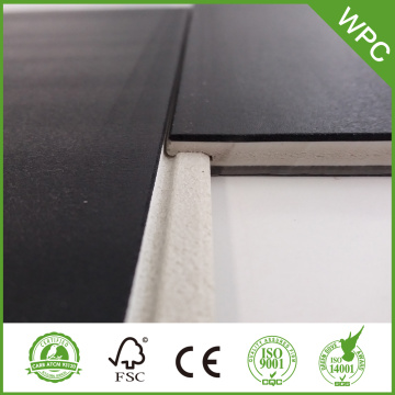 WPC flooring with XPE underlay