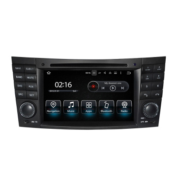 10 Years for Mercedes-Benz Car Multimedia System Benz 7inch Carplay GPS Car Radio supply to Faroe Islands Supplier