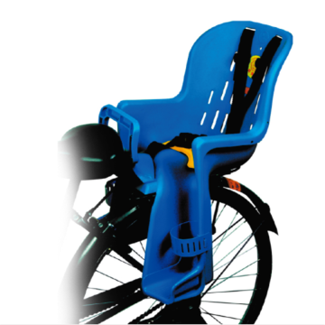 Large size baby safety seat for bicycle