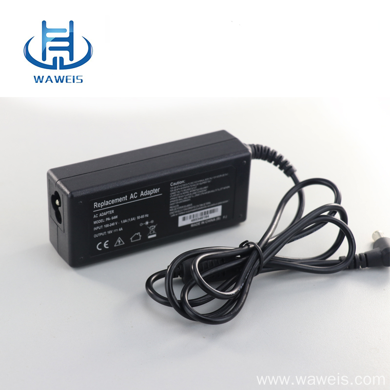15V 4A 60W laptop power charger For Toshiba