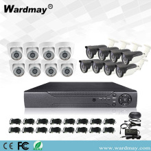 16CH 2.0MP Home Security DVR System Kits
