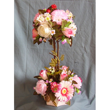 Gubahan Bunga Campuran