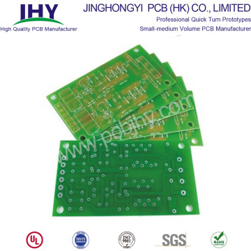 Single Sided PCB Board Prototype Manufacturing and Assembly