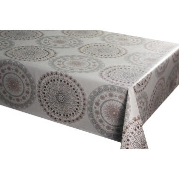 Elegant Tablecloth with Non woven backing Johor Bahru