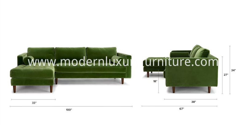 Size_of_Sven_Green_Left_Sectional_Sofa