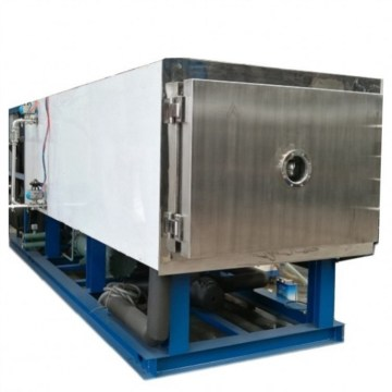 High efficient 1 sq.m. production type freeze dryer