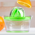 plastic manual lemon lime squeezer with ginger grater