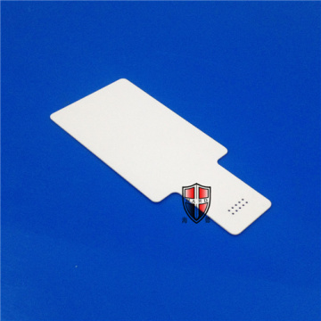 China for Tobacco Laser Cutting Nozzle high precision scribing ceramic substrate sheet thin plate supply to Portugal Exporter