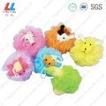 Mesh animal small pretty bath ball