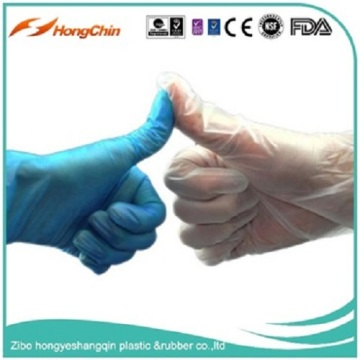 FDA and CE Vinyl gloves