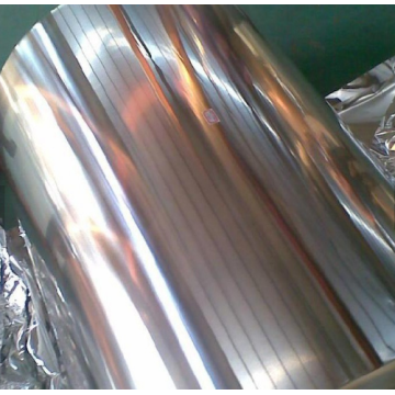 Alloy 8011 laminated aluminum foil for chocolate wrapper