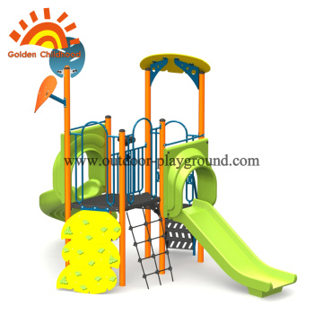 Toddler Commercial Outdoor Playground Equipment For Sale