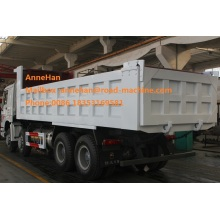 Customized for Dump Mining Car Tipper Dump Truck SINOTRUK Golden Prince export to Christmas Island Factories