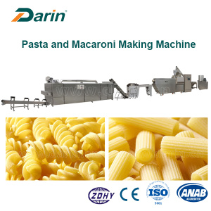 Industrial  pasta macaroni Extruding Line