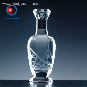 Wuliangye Glass Bottle of Screen Printing