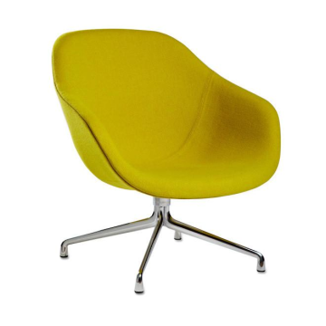 High Quality for Replica Gubi Beetle Lounge Chair About A Lounge Chair modern fabric chair export to Japan Suppliers