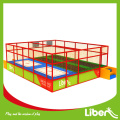 Large outdoor trampoline park for sale