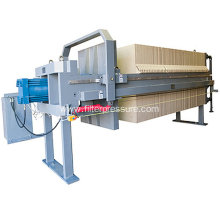 Solid Liquid Separation Sewage Plate Frame Filter Press