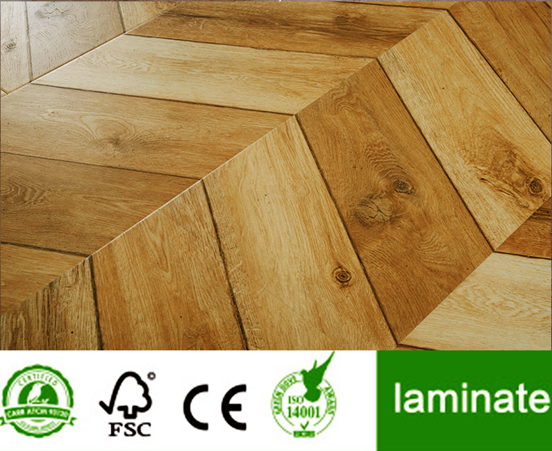 Laminate Flooring Herringbone Pattern