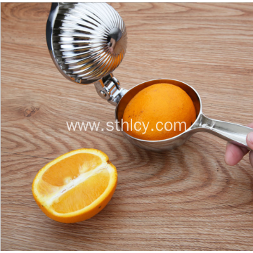 Stainless Steel Hand Lemon Lime Squeezer​