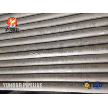 Customized for Super Duplex Heat Exchanger Tube Super Duplex Steel Seamless Tube ASTM A789 S32760 For Heat Exchanger supply to Bahamas Exporter