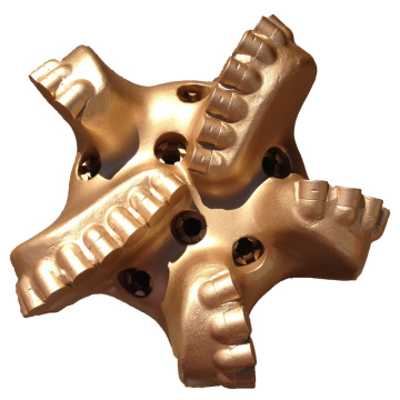 PDC matrix body drill bit for sandstone drilling
