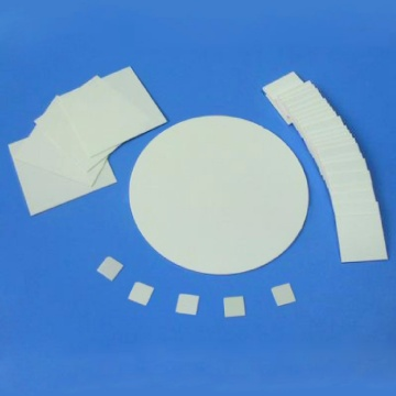 Special Design for for Insulation Alumina Ceramic Substrates Aluminum nitride AlN ceramic substrate supply to India Supplier