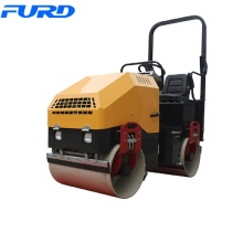 Hot New Products for Diesel Road Roller 1.7 Ton Hydrostatic Vibratory Roller supply to Djibouti Factories