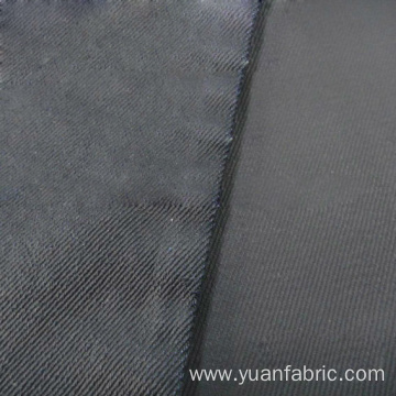 100% Cotton Denim Fabric Pu Coated Denim