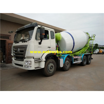 16cbm 8x4 Cement Ready Mix Trucks