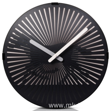 30CM Running Horse  Wall Clock