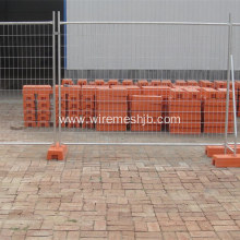Hot-dip Galvanized Temporary Fence Panels