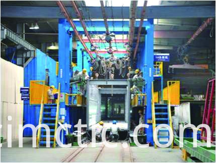 production line-2 for Solar Container Integrated Type