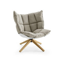 Muscle chair replica designer Husk lounge chair