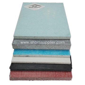 High Strength Fiberglass 18mm MgO Floor Panels
