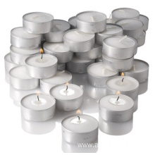 Yes Handmade Plastic Material TeaLight Candle