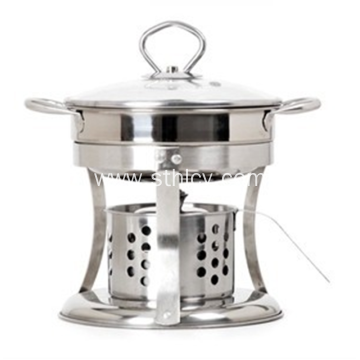 Stainless Steel Alcohol Hot Pot Alcohol Stove