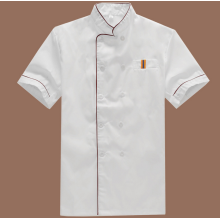Classic Chef Jackets-short sleeves
