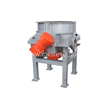 Durability mobile polishing machine for grains