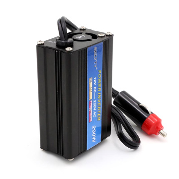 200w Portable Smart Car Power Inverter