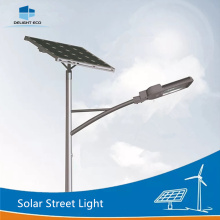 DELIGHT Solar LED Parking Lot Pole Light Fixtures