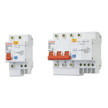 Series Leakage Circuit Breakers For Building