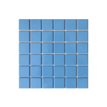 Best quality and factory for Swimming Pool Tiles Mosaic tiles on wet room floor supply to South Korea Suppliers