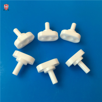 custom zirconia machining ceramic holder insulator